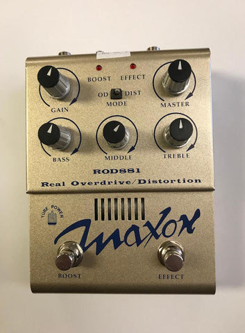 Maxon Real Overdrive