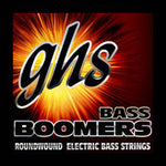 "GHS ML3045 4-STRING BASS BOOMERS® - Medium Light (37.25"" winding)	045-100"