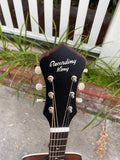Recording King Series 11 Dreadnought with Fishman