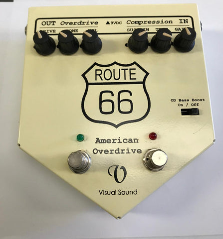 Visual Sound Route 66