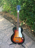 60s Silvertone Archtop