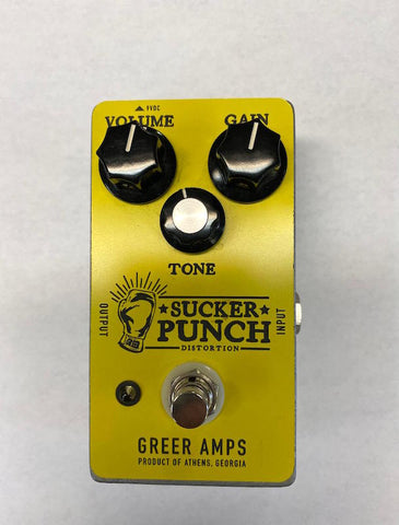 Sucker Punch Distortion Pedal