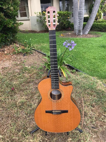 2009 Taylor Classical NS74ce