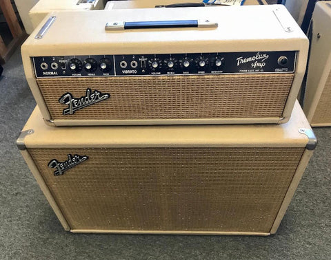 1964 Fender Tremolux Head & Cab