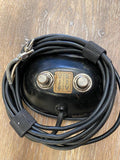 63-67 Vintage 2 Button Fender Vibrato/Reverb Footswitch