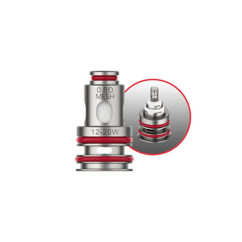Vaporesso - Luxe PM40 GTX-2 Coils (5 Pack)