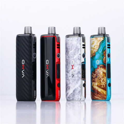 OXVA Origin X Kit with Dual Coil RBA Tank