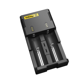 Nitecore - Intellicharger i2 V2 Li-ion