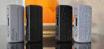 Boxer Mod Classic DNA100C Single 2X700 with Evolv DNA100C Temperature Control