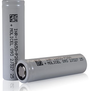 Molicel - P26A 18650 2600mAh 35A Battery