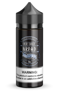 Our Daily Bread - Blueberry Corn Cake (100ml)