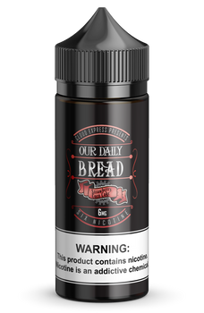 Our Daily Bread - Strawberry Corn Cake (100ml)