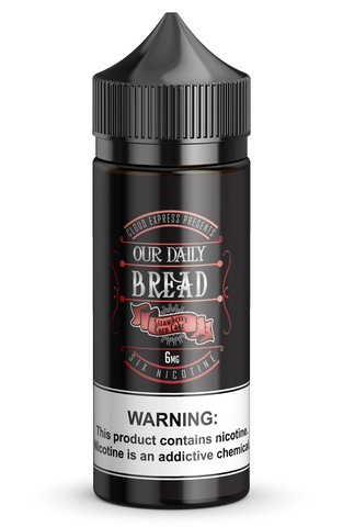 Our Daily Bread - Strawberry Corn Cake (60ml/100ml)