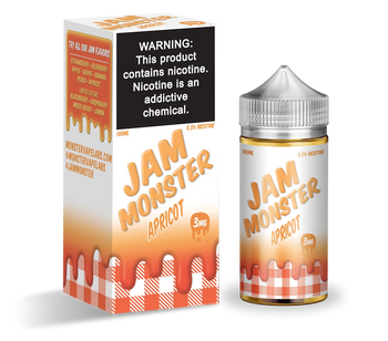 Jam Monster Apricot 100ML