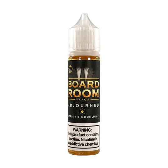 Boardroom - Adjourned (Apple Pie Moonshine)  60ML
