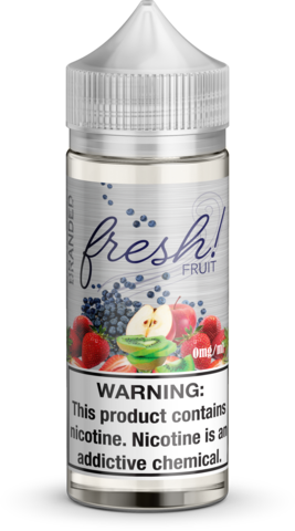 Branded Vapors - Fresh Fruit 100mL