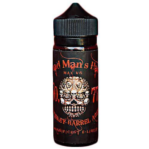 DEAD MANS HAND X - NO 77 (120ML)