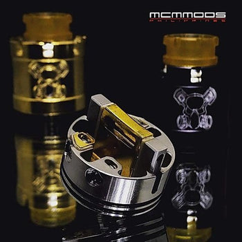 UDG King 30mm RDA by McM Mods Philippines