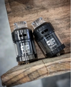 JuggerKnot MR (25mm / Single Coil RTA) - qp Design