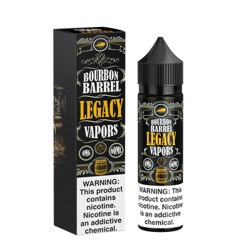 Legacy by Bourbon Barrel Vapors