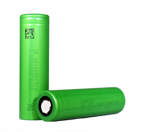 Sony | Murata VTC6 18650 3000mAh 15A Battery