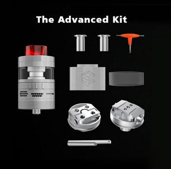 Steam Crave - Aromamizer Plus V2 RDTA Advanced Kit