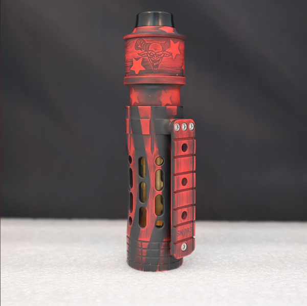 America Red Black C.A.D Mod Kit W/Elite V3