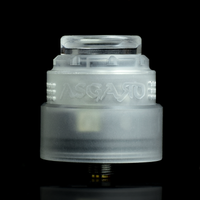 Asgard Mini RDA 25mm (28mm W/ Beauty Ring) - Vaperz Cloud