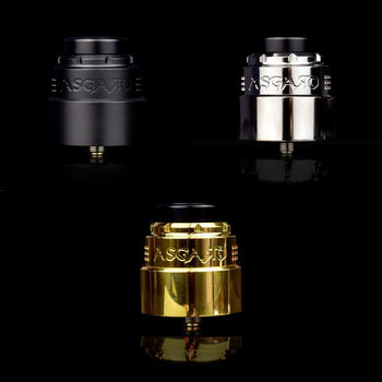 Asgard Mini RDA (25/28mm) by Vaperz Cloud