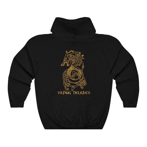 Vaping Delights Crew Hooded Sweatshirt
