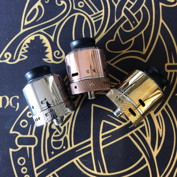 MACH1 RDFA 30mm RDA by Fishbone Mods