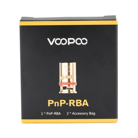Voopoo PNP RBA Coil Single