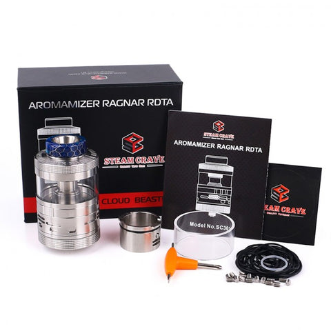 Aromamizer Ragnar RDTA 35mm - Steam Crave