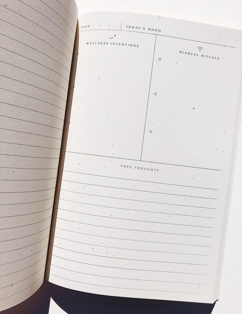 Wellness + Ritual Journal