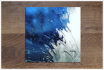 Abstract Blue -  Accent Tile