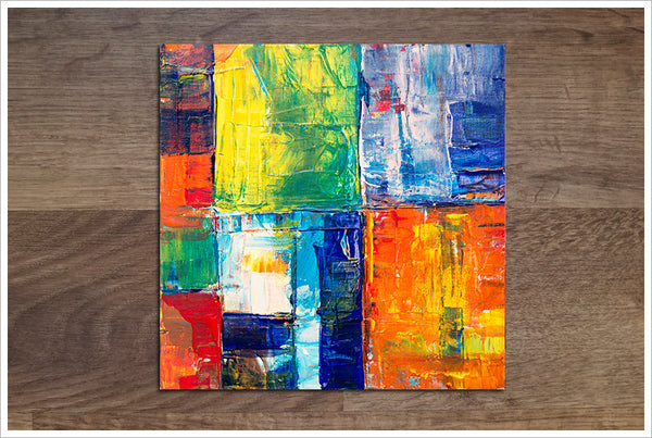 Abstract Painting 01 -  Accent Tile