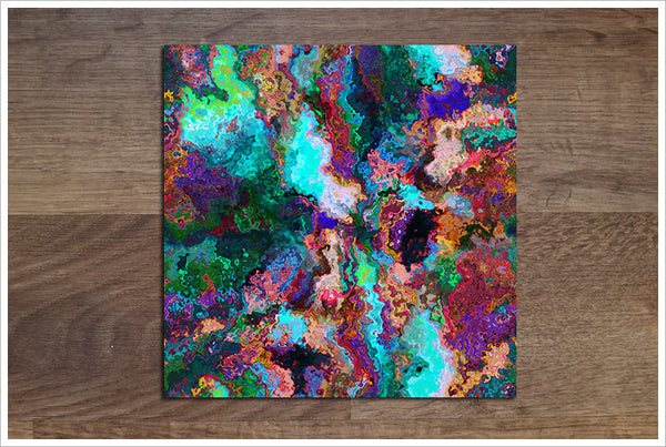 Abstract Colors -  Tile Border