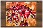 Abstract Daisy - Ceramic Tile Mural