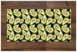 Avocados 02 - Ceramic Tile Border