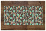 Colorful Leaves -  Tile Border