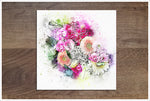 Flowers Watercolor 03 -  Accent Tile