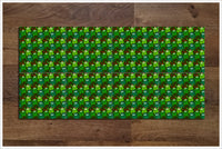 Green Monster -  Tile Border