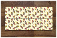 Ice Cream Cone Pattern -  Tile Border
