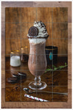 Ice Cream Cookie Shake -  Tile Mural