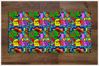 Abstract Cartoon 01 -  Tile Border