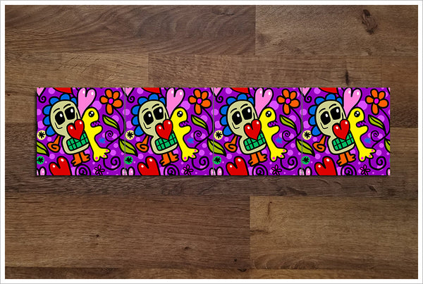 Abstract Cartoon 02 - Ceramic Tile Border