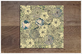 Yellow & Blue Flowers -  Tile Border