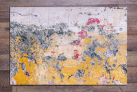 Concrete Paint Abstract - Ceramic Tile Mural