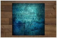 Blue Abstract Painting 02 -  Tile Mural