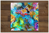 Abstract Colors -  Tile Mural